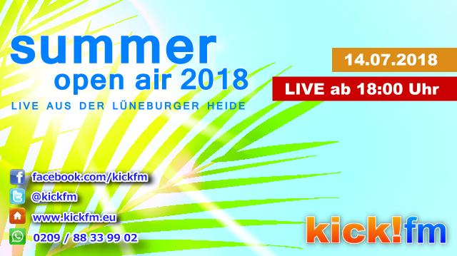 Summer Open Air